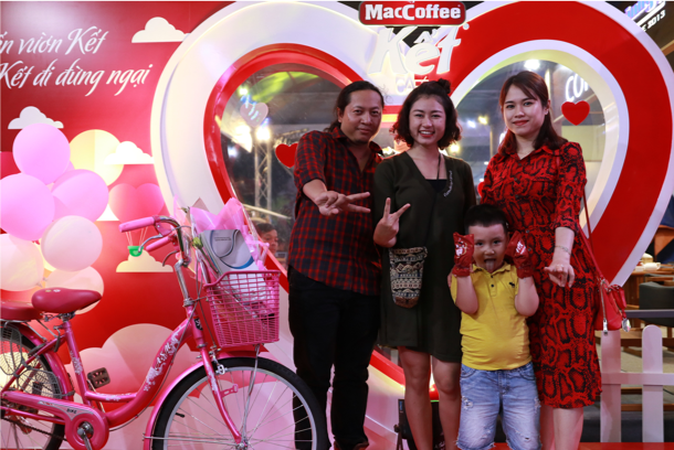 Cafe Pho Activation