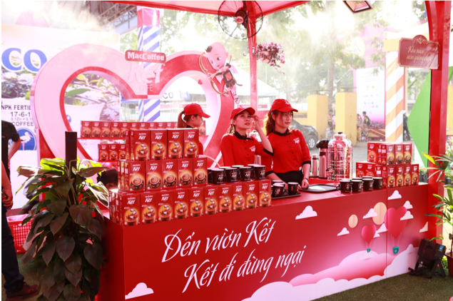 Cafe Pho Brand Activation