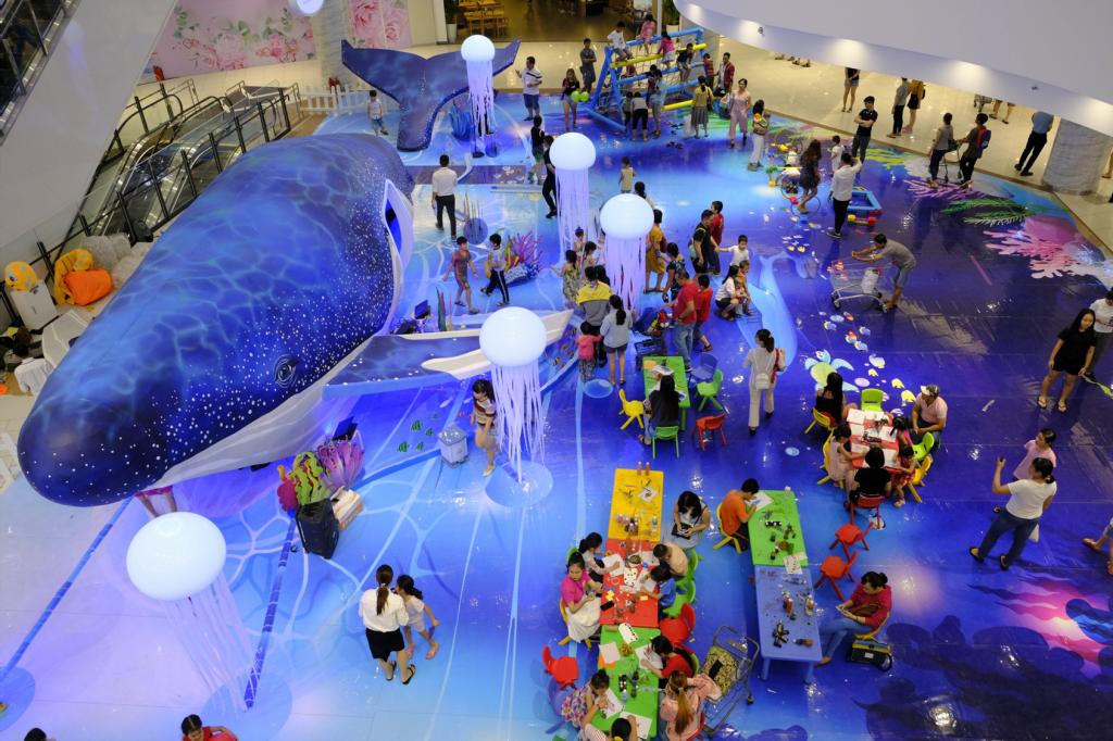 Aeon mall Summer Campaign