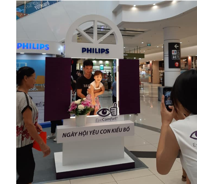 Philips Lighting Campaign