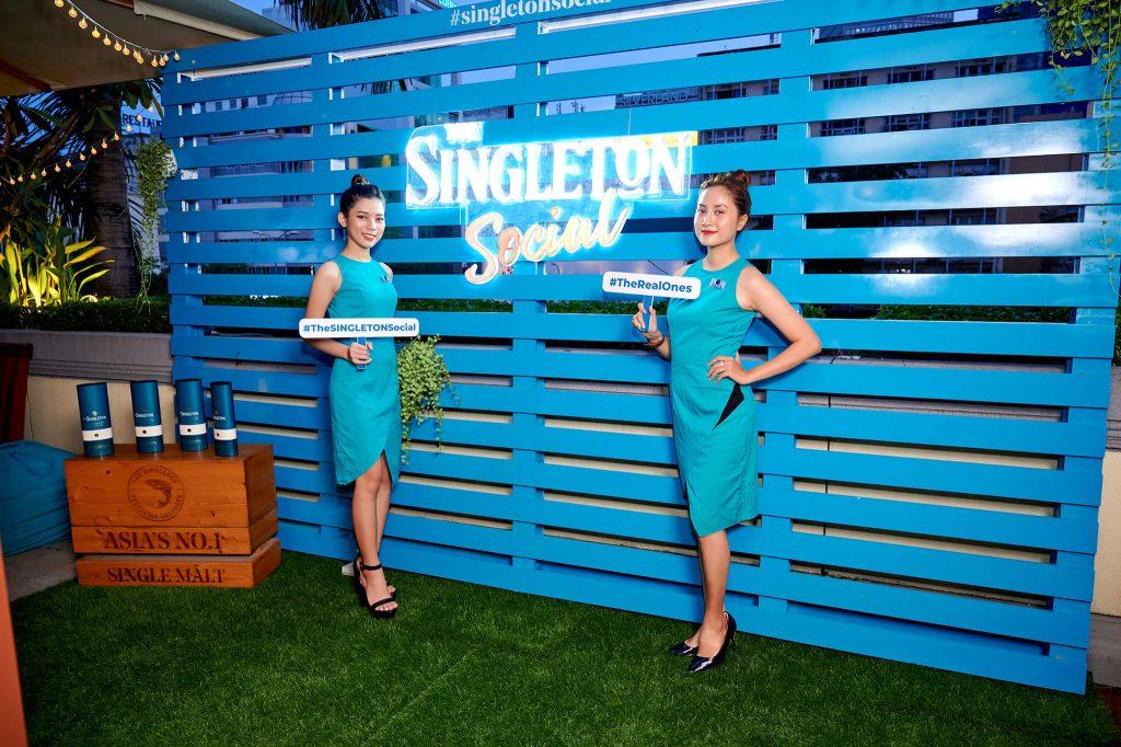 Singleton Social Event